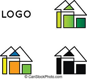 casa, Logotipos