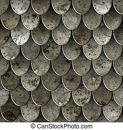 Cuirass seamless background. - Cuirass seamless texture...