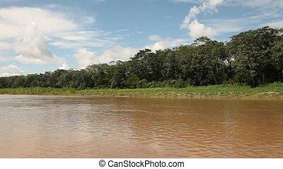 Shipping At Amazon River