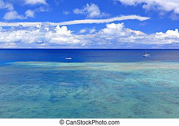 sea in Okinawa