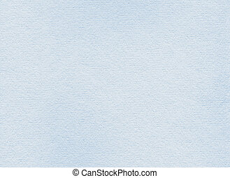 Highly detailed closeup of rough vintage paper texture, light blue