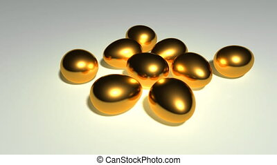 golden egg HD