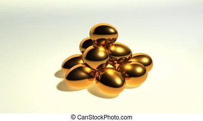 golden egg hill