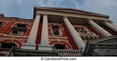 architettura, Calcutta