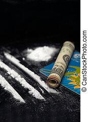 cocaína, adicción