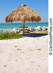 Bar Beach Hut - Beach Hut at Outdoor Bar