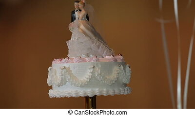 Wedding cake. HD
