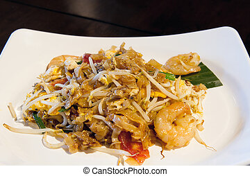 Penang Char Kway Teow Noodles - Penang Char Kway Teow Fried...