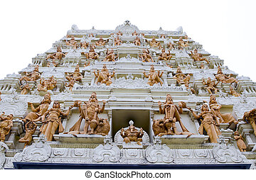 Sri Senpaga Vinayagar Temple in Singapore - Sri Senpaga...