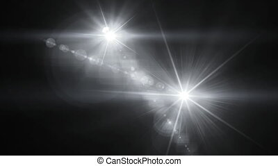 pure white Flash flare - Flash light Flare theme can be use...
