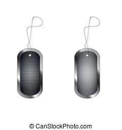 military tags