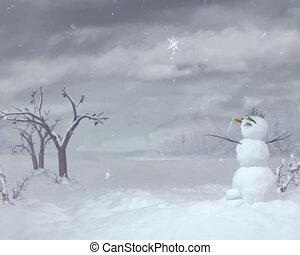 snowman pal