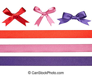 knot ribbon greeting gift