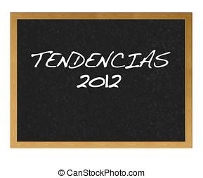 Trends - Trends 2012
