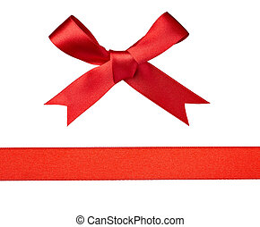 knot ribbon greeting gift - collection of various knot and...
