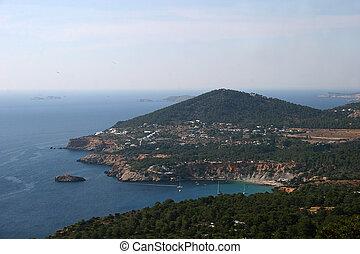 Panoramic View, Ibiza Island