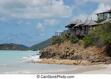 Luxury accommodation in Antigua - Luxury cottages at a...