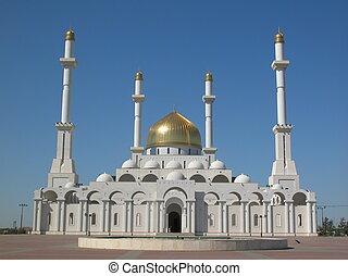 Nur Astana Mosque, Astana - Nur Astana Mosque in Astana,...