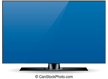 Edgeless HD Television Set - edgeless, ultra thin, high...