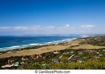 mossel bay, south africa - mossel bay, western cape...