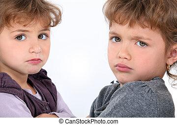 Sulky children