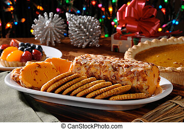 Christmas snacks