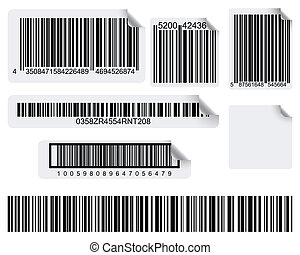 Vector illustration of barcode