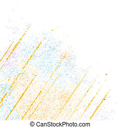 Vector illustration of grunge background