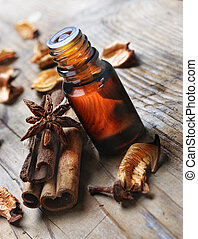 Essential Oil - Essential oil with cinnamon and anise seed