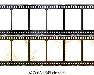 Vector illustration of isolated film icon