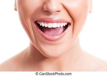 健康, 牙齒