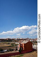 Road to Astorga - Way of St James, Road to Astorga