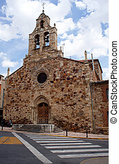 San Francesco Church , Astorga - San Francesco Church in...