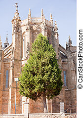 The Cathedral of Astorga, Spain