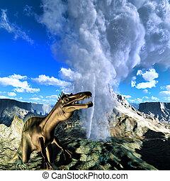 Dinosaurio, día del juicio final