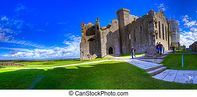 Once Upon A Gothic - Cashel Rock Cathedral in Co. Tipperary,...