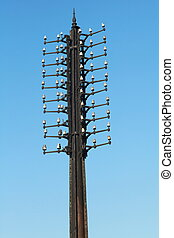 telegraph - oldest telegraph pole