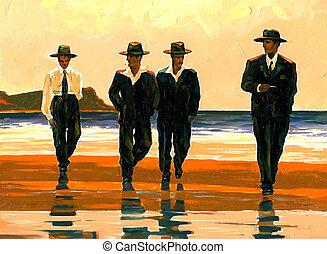billy boys go on seacoast