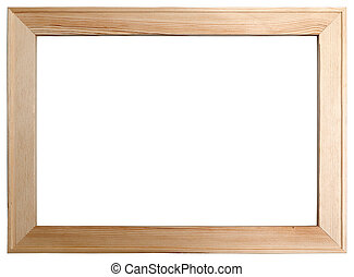 Wooden stretcher for oil pictures