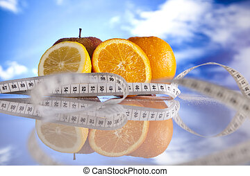 Fitness diet - Weight loss, fitnes