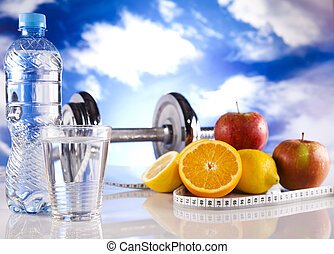 Weight loss, fitnes - Sport and fitness supplement