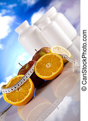 Weight loss, fitnes - Body building, supplements
