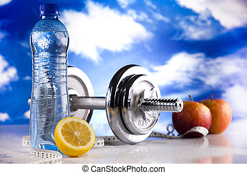 Weight loss, fitness - Body building, supplements