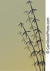 Bamboo Background - EPS 10