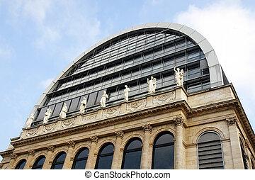 Opera house in Lyon