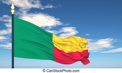 Flag Of Benin