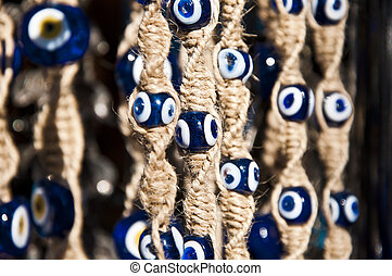 Evil Eye Charms - Evil eye charms to keep at evil looks...