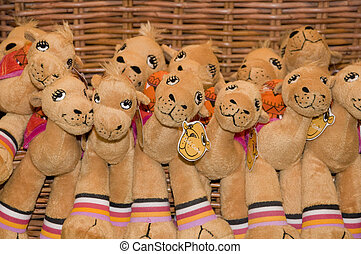 Bunch of Cool Camel Toy