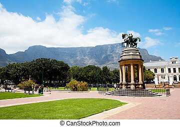 companys garden, cape town, south africa