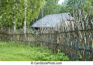 images de stock de rustique portail campagne rustique portail dans csp34764155. Black Bedroom Furniture Sets. Home Design Ideas